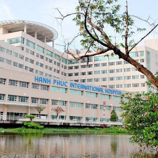 Bệnh viện QT Hạnh Phúc