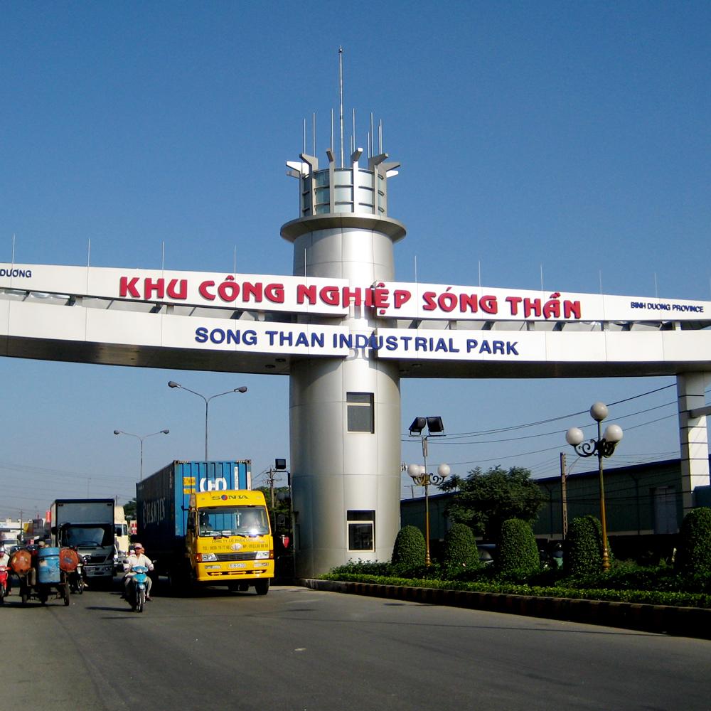 KCN Sóng Thần